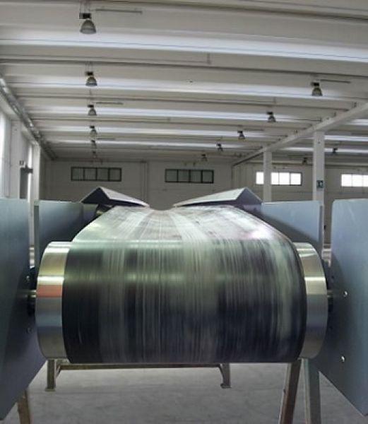 .Nastri trasportatori in gomma movimentazione di prodotti medi o pesanti