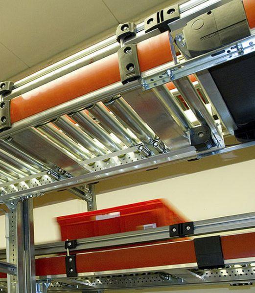.Rulliere per movimentazione movimentazione di prodotti solidi leggeri , medi o pesanti
